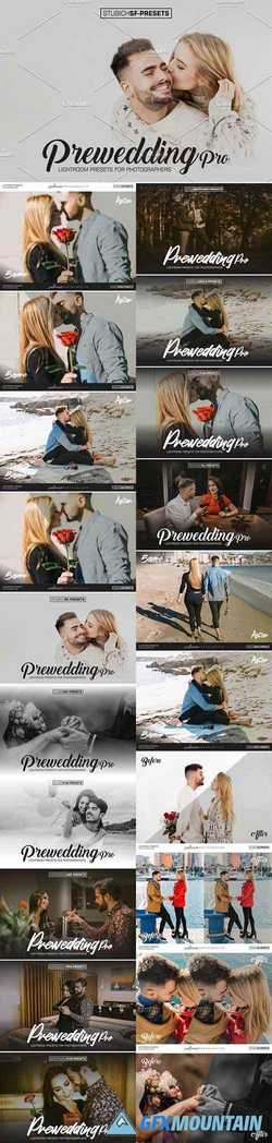 Prewedding Pro 14 Lightroom Presets 2228756