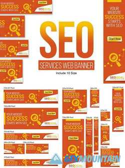 SEO SERVICES WEB BANNERS & ADS 2116385