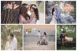 PHOTOGRAPHY VALENTINE'S OVERLAYS 2232923