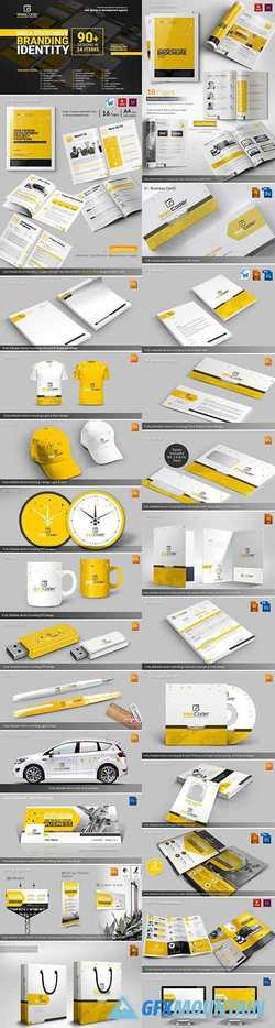 Branding Identity for Web Agency 2148638