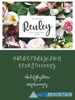 Renley – An Everyday Script