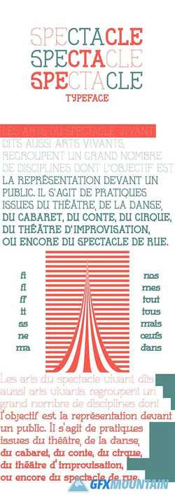 Spectacle Font Family