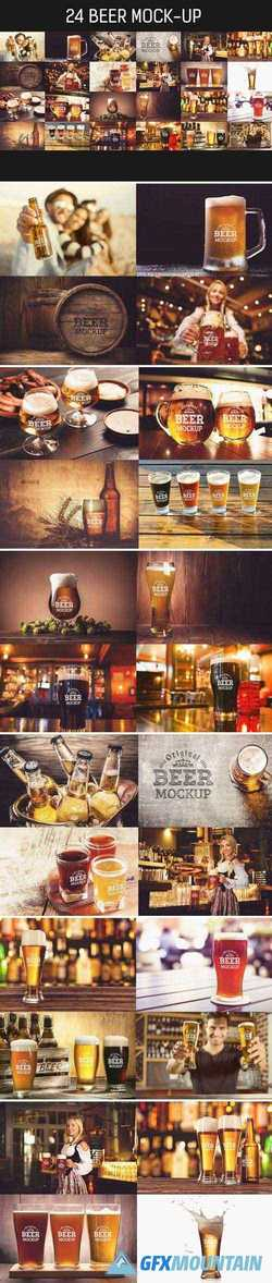 24 BEER MOCK-UP BUNDLE 1588016