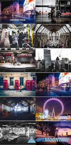 Lightroom Presets - London Pack 2357014