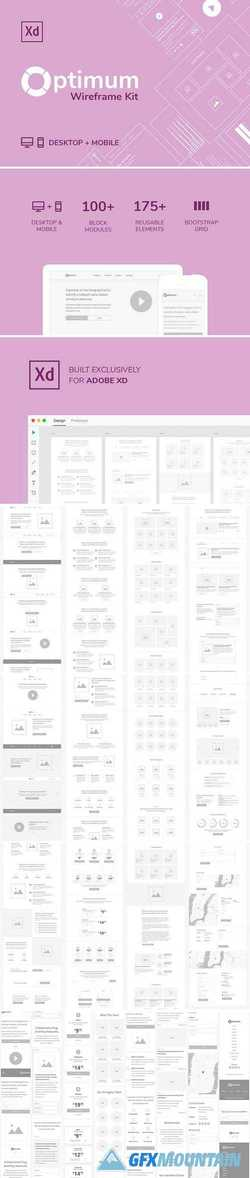 Optimum Wireframe Kit 1581104