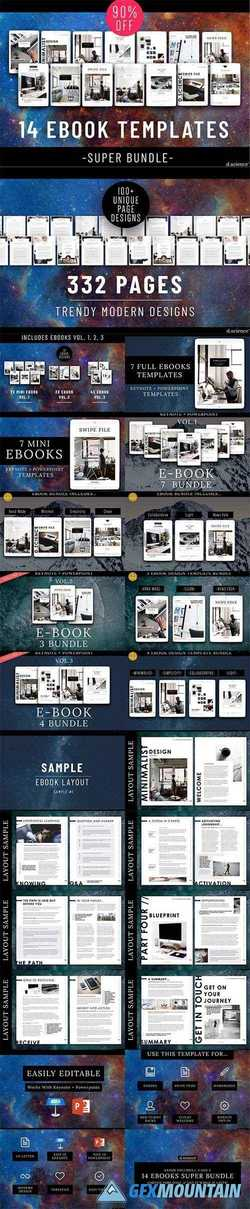 14 Ebook Super Bundle 2076972