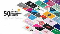 50 Motion Typography Concepts  21141394