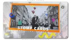 Stomp Cards Parallax Opener  20402797