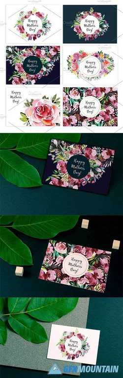 Floral Greeting Cards 2534798