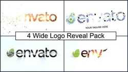 Wide Logo Reveal Pack 7045874
