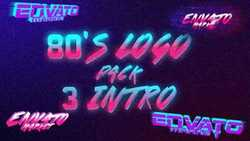 80's Logo Intro Pack 3 in 1  19497990