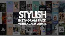 Instagram Stories Pack | Vertical and Square 21692676