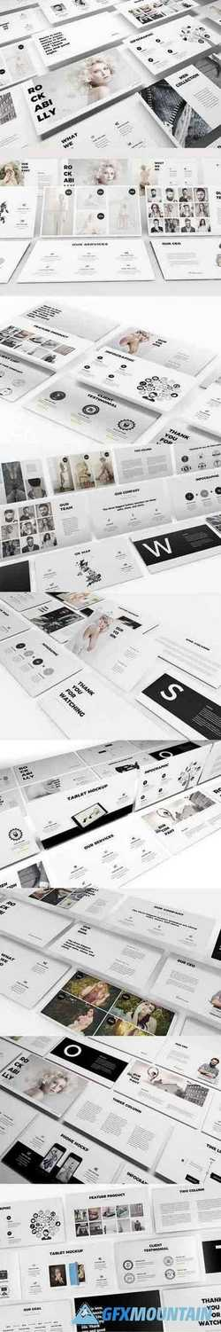 Fashion Powerpoint Template 2442460