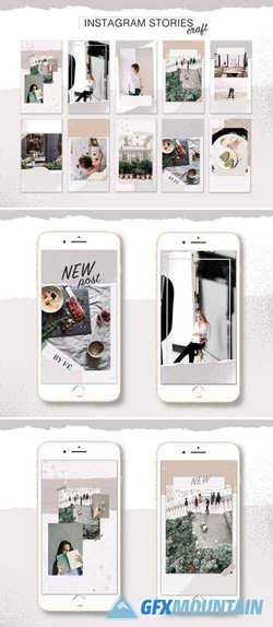 CRAFT INSTAGRAM STORIES 11 TEMPLATE 2486497