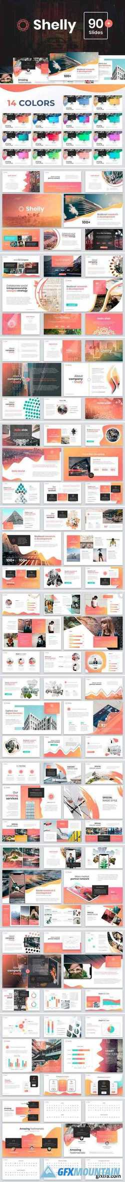 Shelly Powerpoint Template 2543049