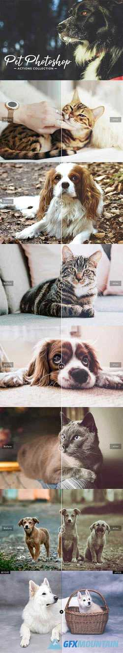 Pet Photoshop Actions Collection 2753974