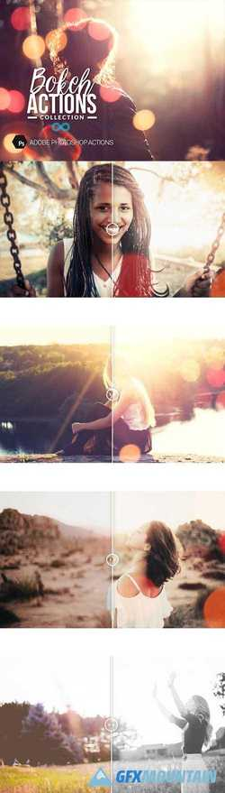 Bokeh Collection Photoshop Actions