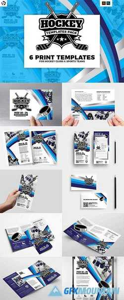 Ice Hockey Templates Pack 2735397