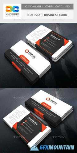 Realestate Business Card 22309492