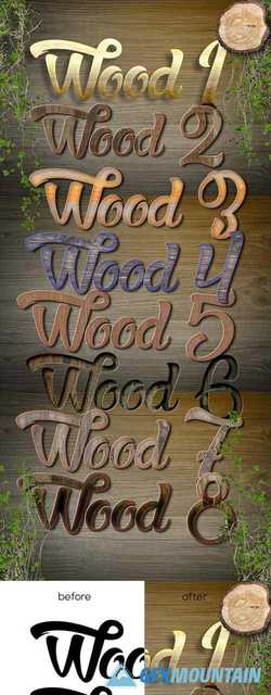 New Wood Styles 22497251