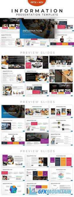 Information Presentation Template 2847067