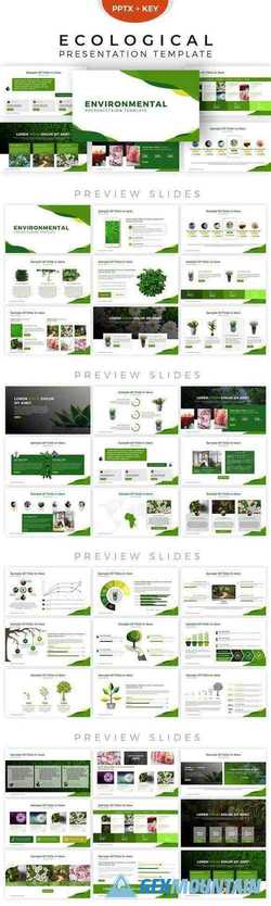 Ecological Presentation Template 2847080