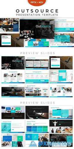 Outsource Presentation Template 2849799