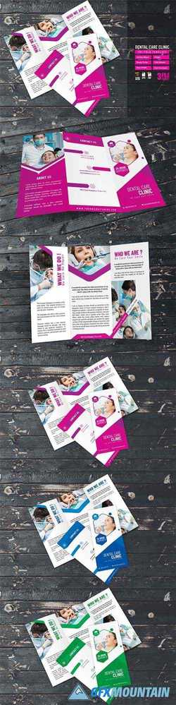 Dental Care Clinic Tri-Fold 2820787