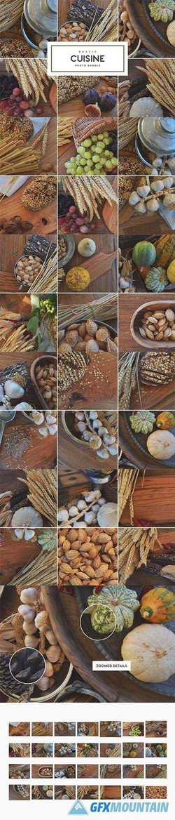 Rustic Cuisine Photo Bundle 1950770