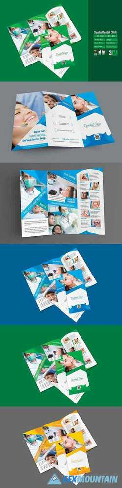 Dental Care Tri-Fold 2841736