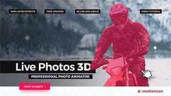 Live Photos 3D - Professional Photo Animator