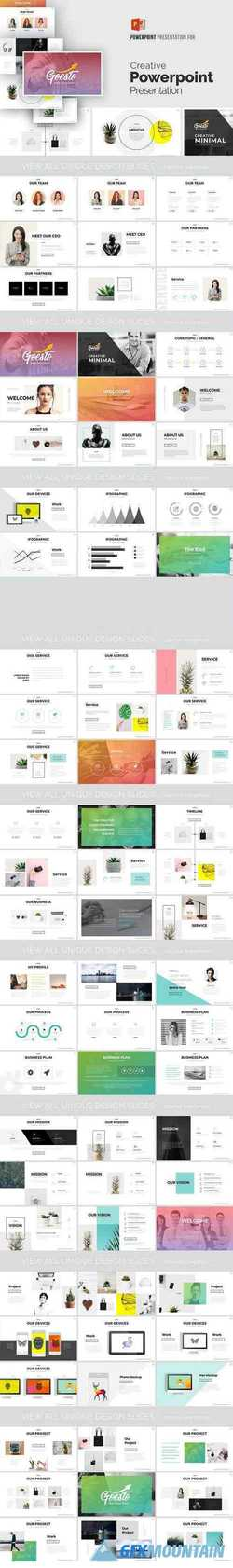Creative Powerpoint Presentation 2911730