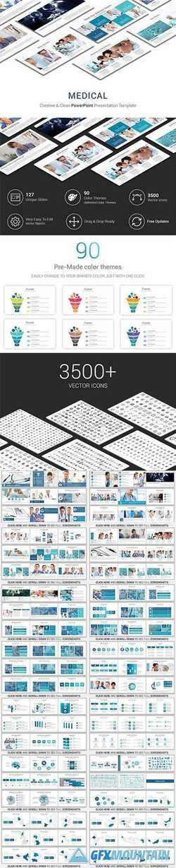 Medical PowerPoint Template 2977751