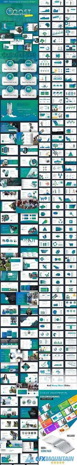 Boost Pitch Deck Powerpoint 22602846