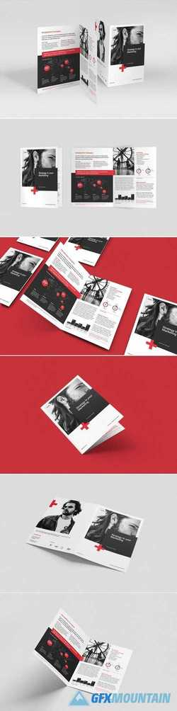 Business Bifold Brochure 3020895