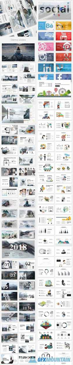 Fusion Creative Powerpoint Template 22642398