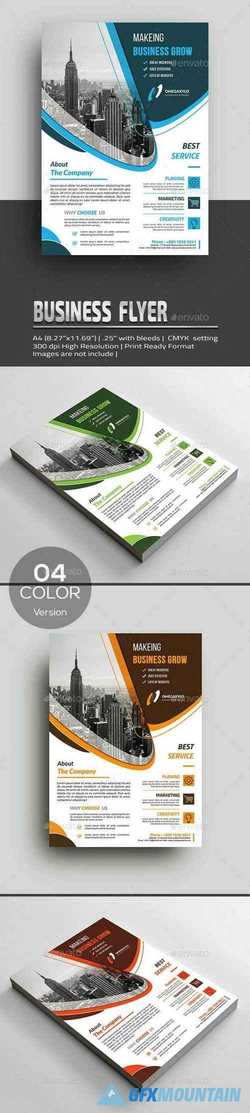 Business Flyer 22649660