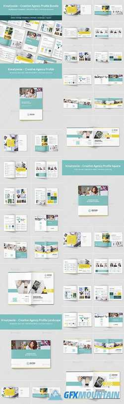 Kreatywnie – Creative Agency Profile Bundle 3 in 1 22699413