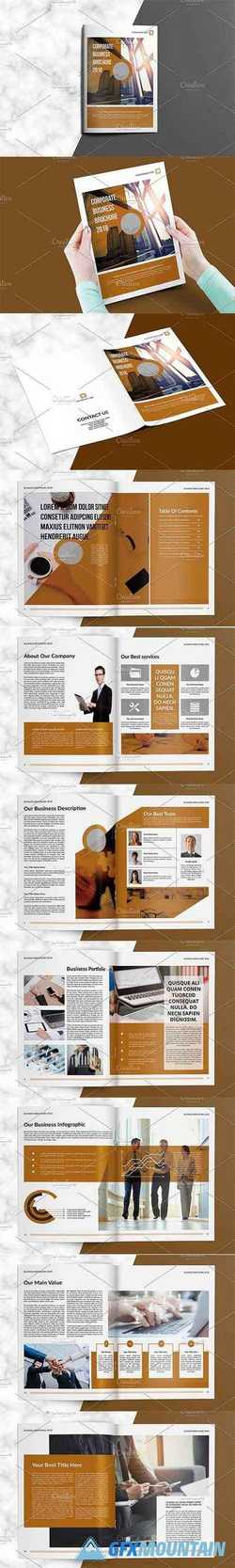 Business Brochure V805 2384484