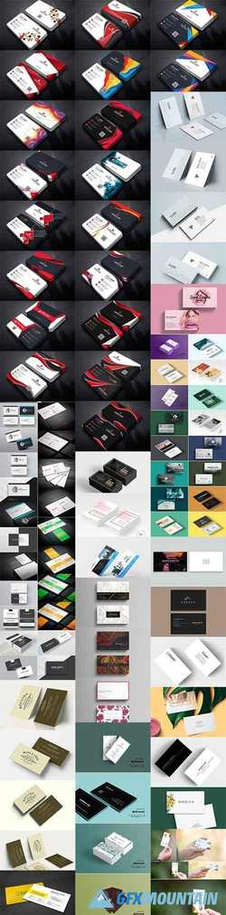 Business Card Set Vol.2 2018