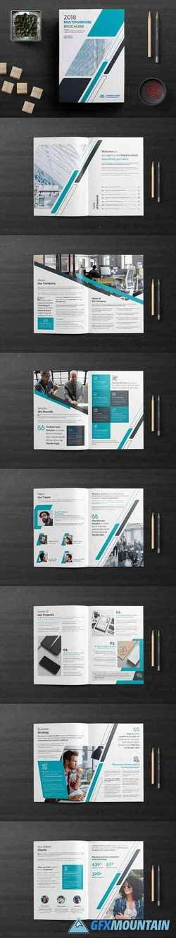 Company Profile Business Brochure 2977541