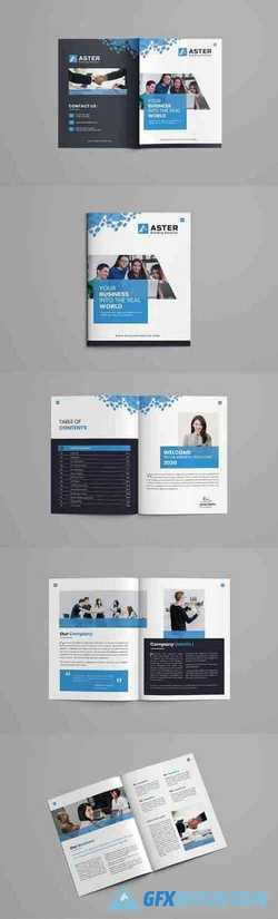 Corporate Brochure Template 2939709
