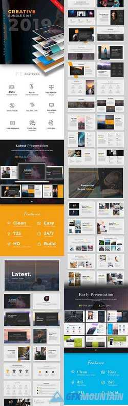 Creative Bundle 2019 Powerpoint 23056216