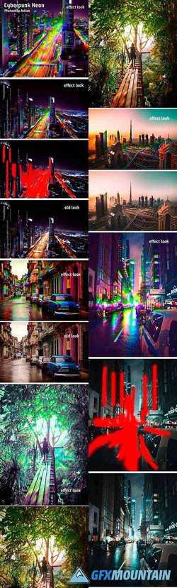 Cyberpunk » Free Download Graphics, Fonts, Vectors, Print