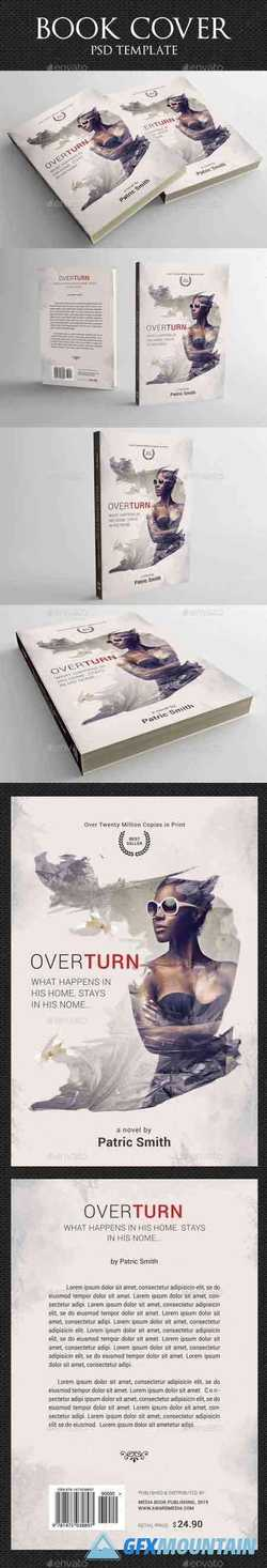 Book Cover Template 61 23379128