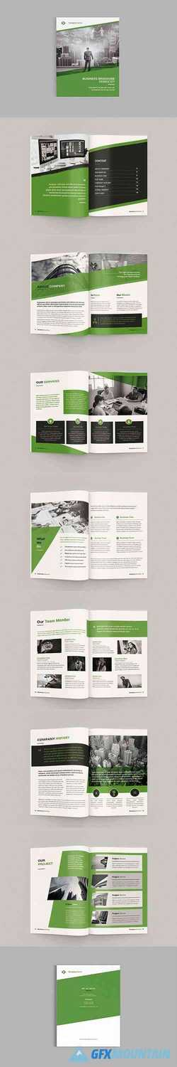 Bizy - A4 Business Brochure 3556187