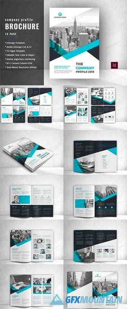 Business Brochure 3677402