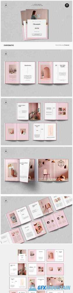 CHROMATIC Brand & Business Proposal 3692208