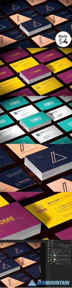Business Card Mockup Ultra Realistic 3580416