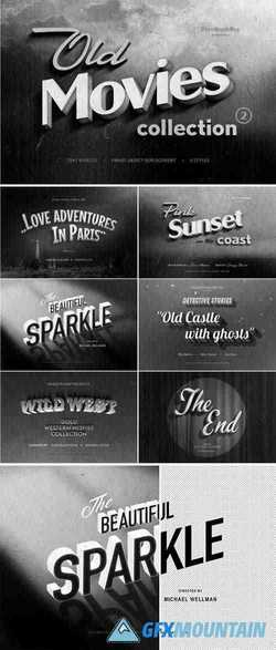 OLD MOVIE TITLES COLLECTION 2 - 3718404